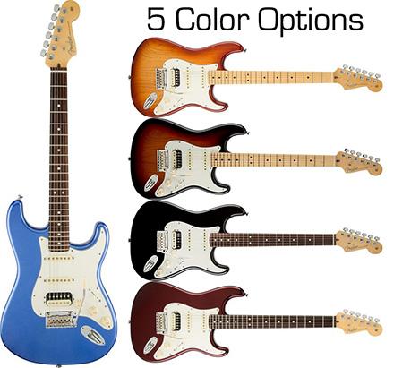 Fender Equipment